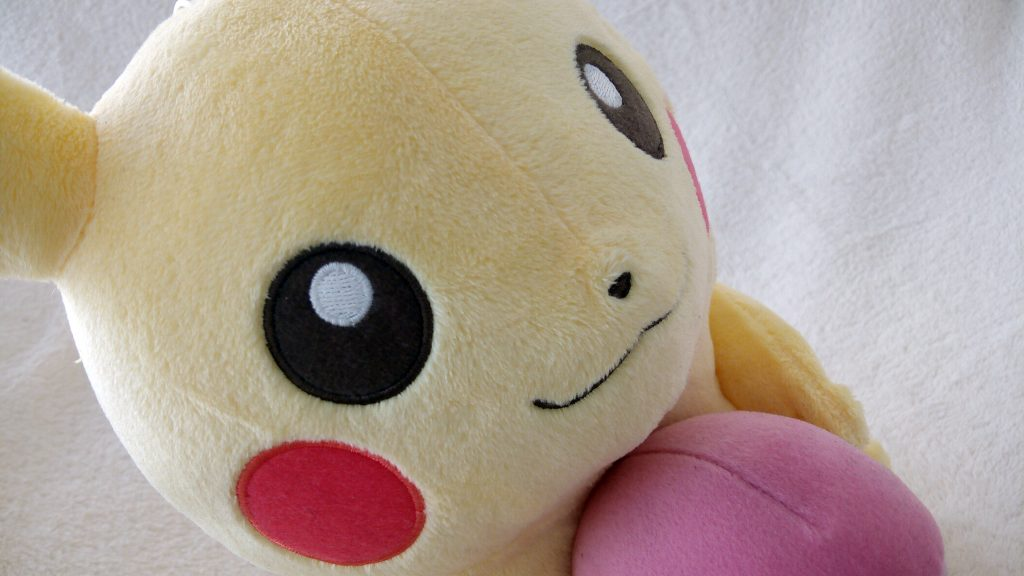 Pokémon Life@Enjoy Eating! plush by Banpresto