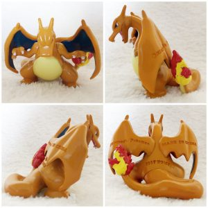 Tomy Charizard 2nd release