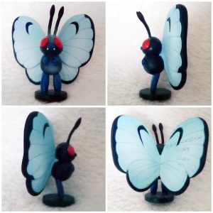Tomy Butterfree
