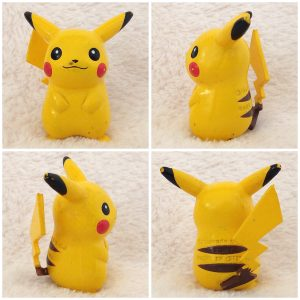 Tomy Pikachu 2nd release