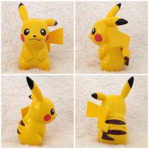 Tomy Pikachu 3rd release