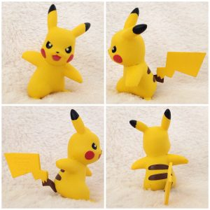 Tomy Pikachu Battle pose 2