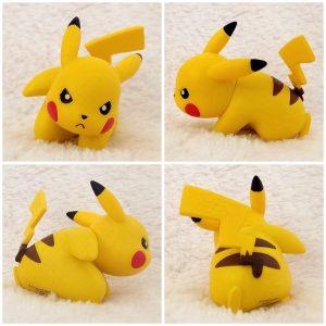 Tomy Pikachu Battle pose 3