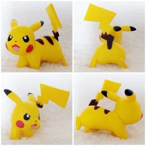 Tomy Pikachu Battle pose JPN