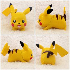 Tomy Pikachu Running