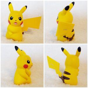 Tomy Pikachu Z Move
