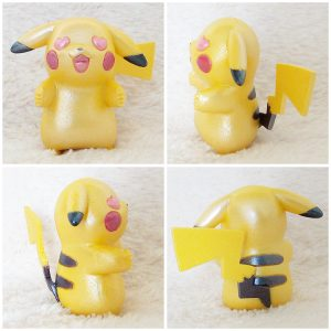 Tomy Pikachu in love pearly