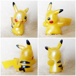 Tomy Ready Pikachu pearly