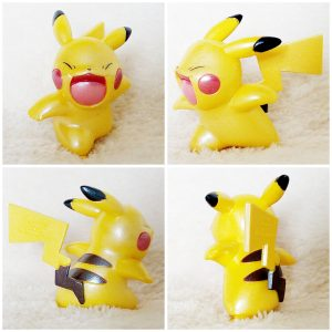 Tomy Screaming Pikachu pearly