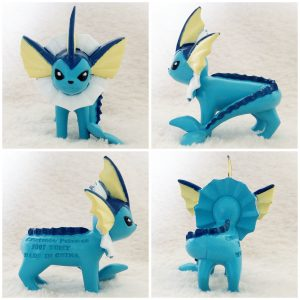 Tomy Vaporeon 2nd release