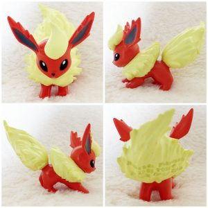 Tomy Flareon 2nd release