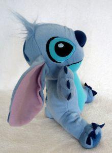 Stitch SEGA side