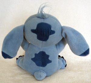 Stitch SEGA back