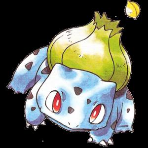 Bulbasaur Ken Sugimori
