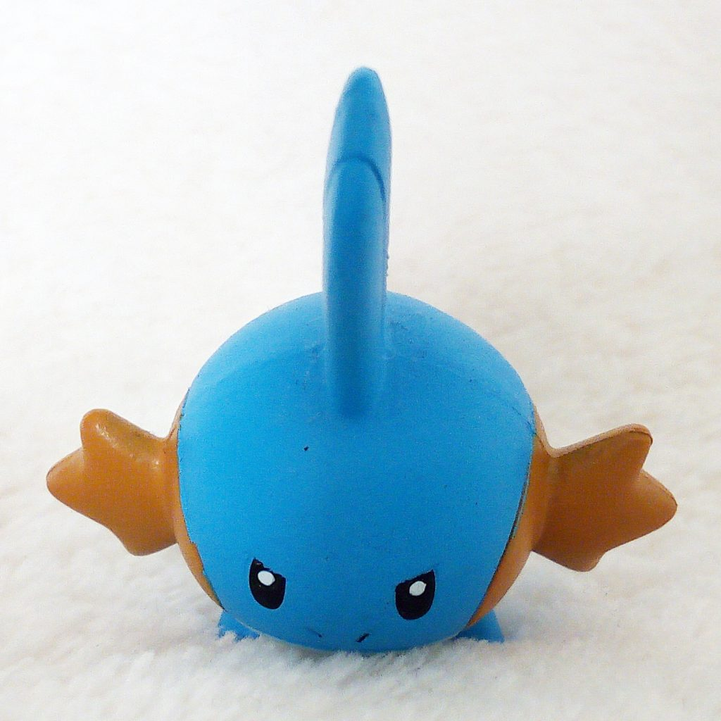 Tomy Mudkip Battle pose Front