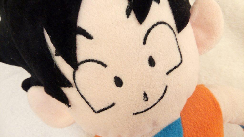 Goku Italian Plush
