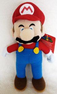 Mario PMS Plush 2009 front