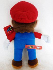 Mario PMS Plush 2009 back