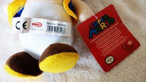 Toad PMS Plush 2009 tags back