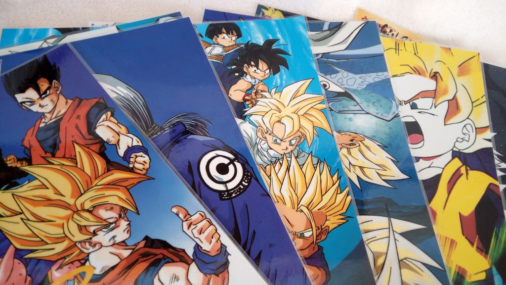 DBZ Posters 1000 Editions