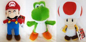 PMS Nintendo Plush 2009