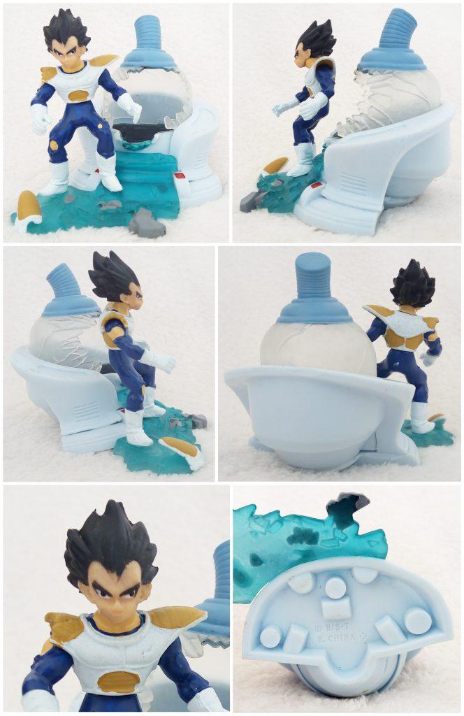 Dragonball Z Imagination Figure Vol. 7 by Bandai Resurrection of Vegeta