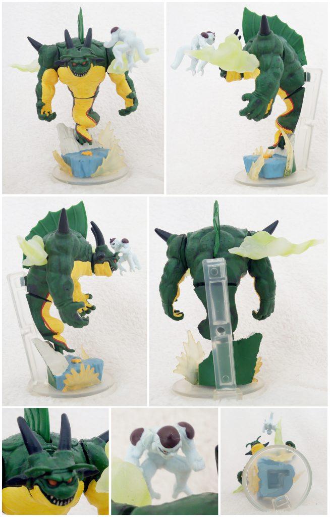 Dragonball Z Imagination Figure Vol. 7 by Bandai Dragon Porunga
