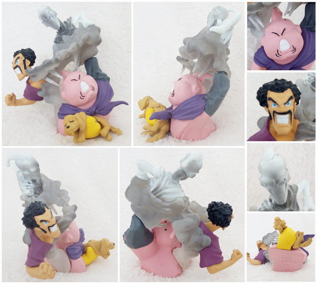 Dragonball Z Imagination Figure Vol. 7 by Bandai An angry devil