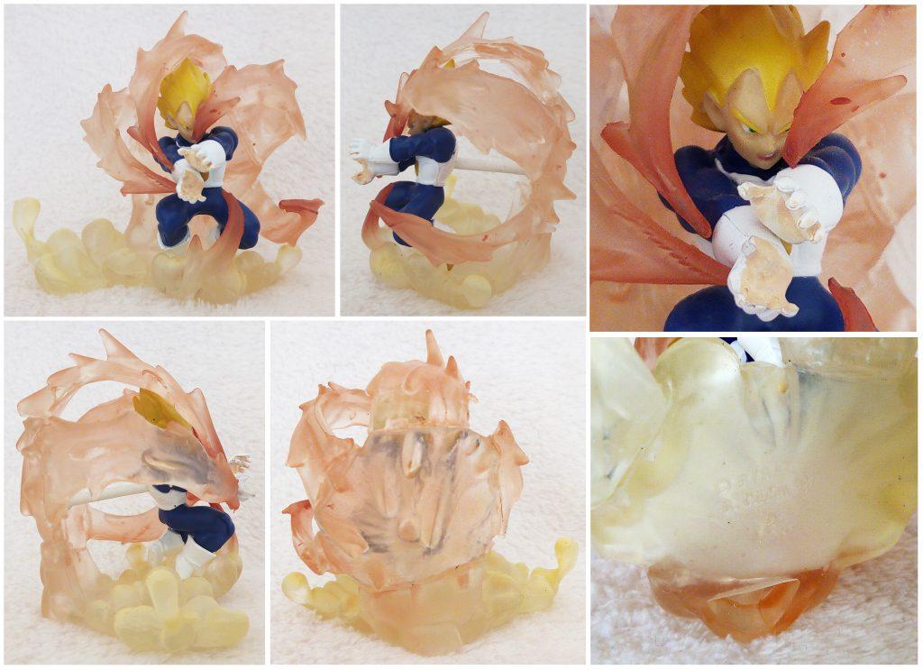Dragonball Z Imagination Figure Vol. 6 by Bandai Final Flash!