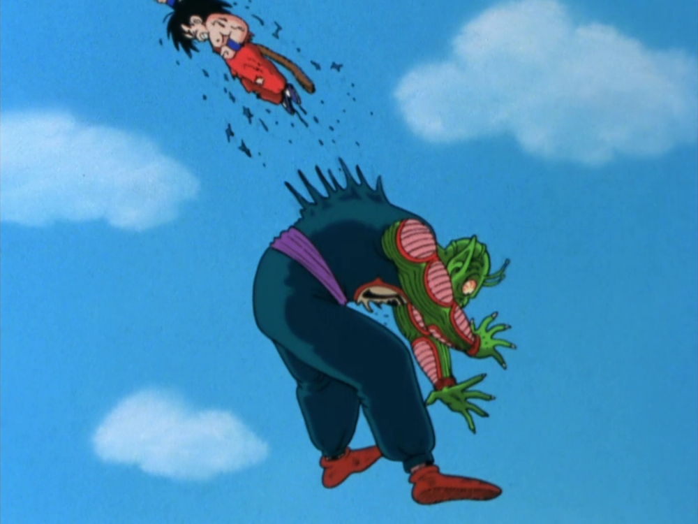 Screenshot of DB Episode 122