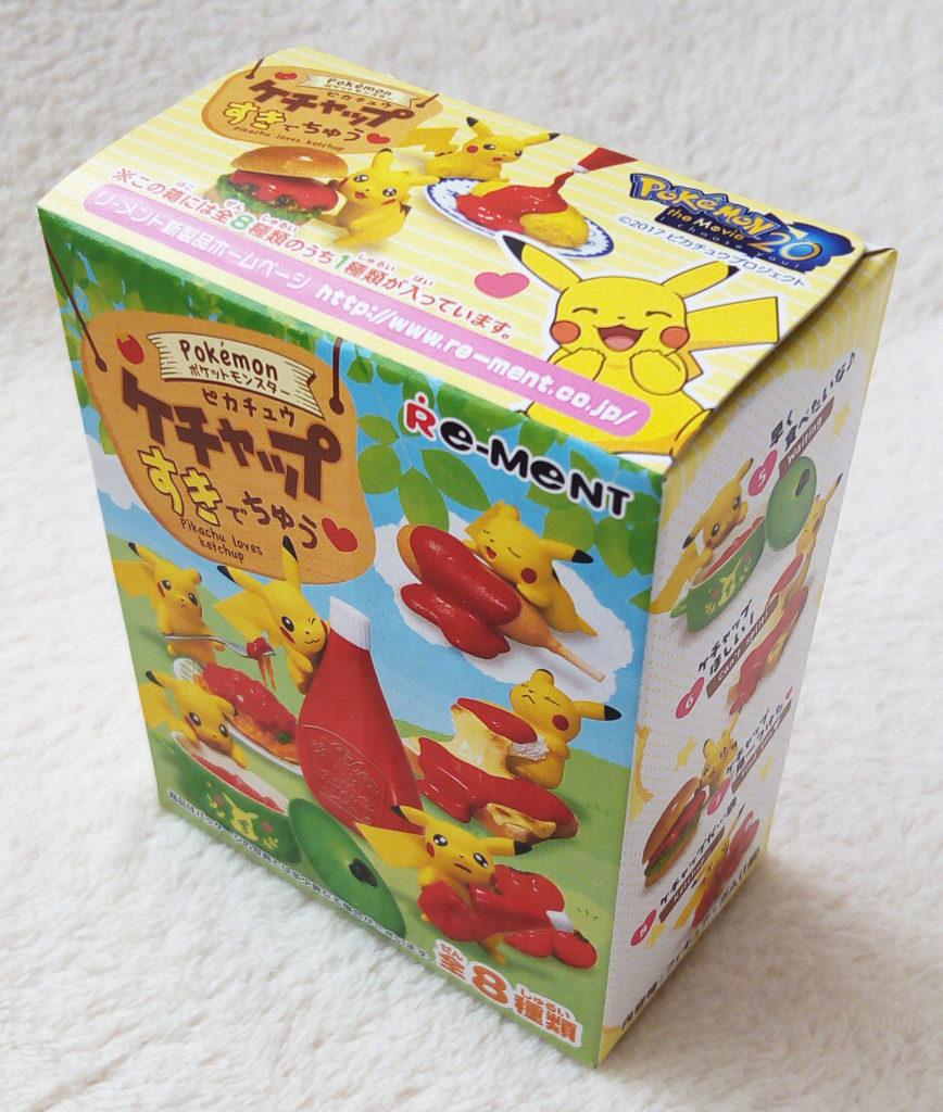 Pokémon Pikachu loves Ketchup blind box