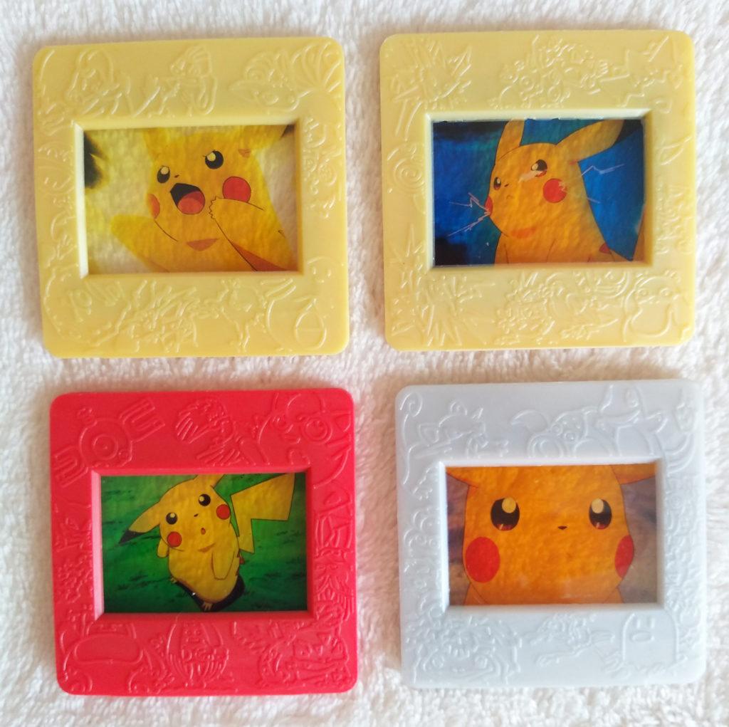"""Pokémon """"dia's"""" by Meiji"""