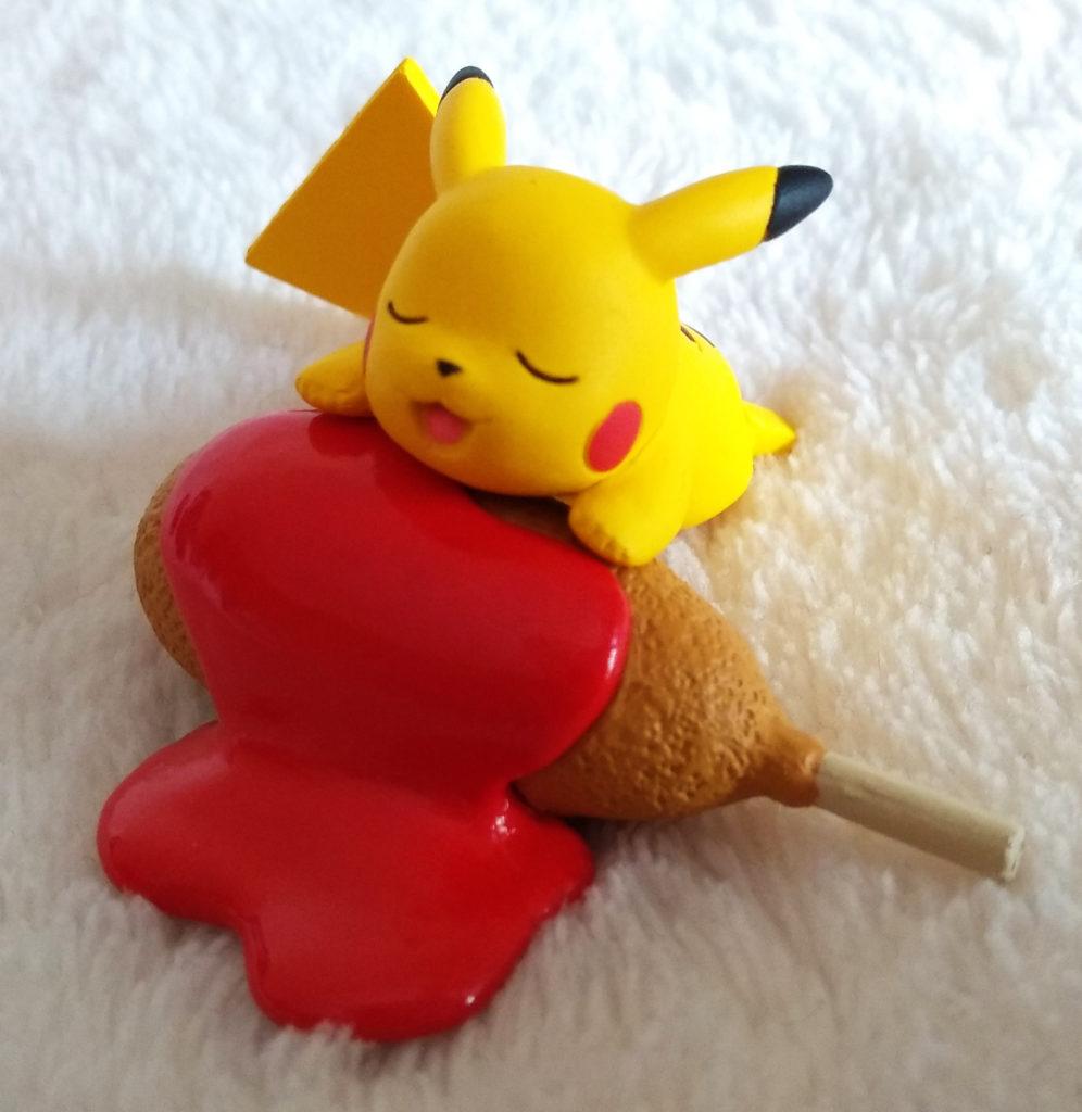 Pokémon Pikachu loves Ketchup - 2 Zzz...