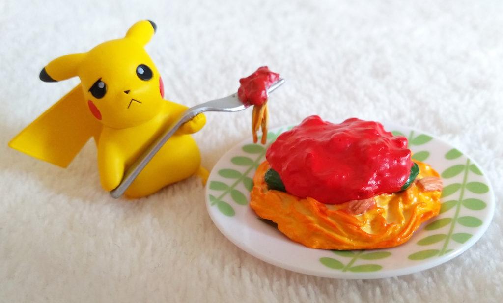 Pokémon Pikachu loves Ketchup - 4 Difficult