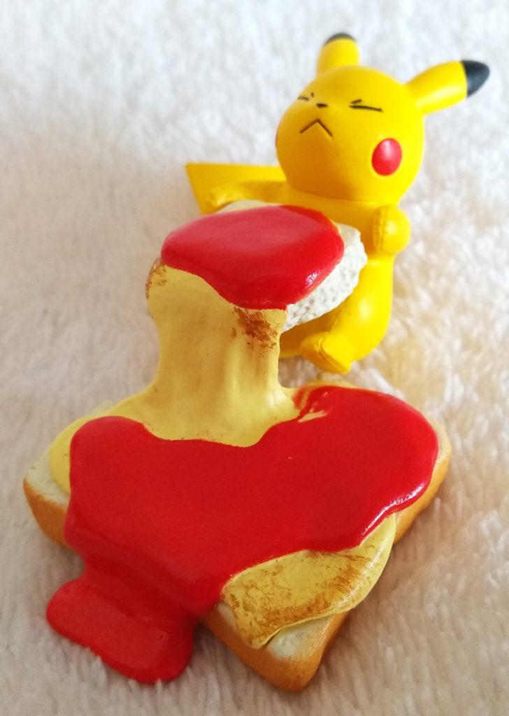 Pokémon Pikachu loves Ketchup - 6 Can't split!