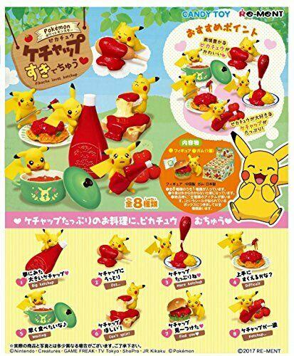 Pokémon Pikachu loves Ketchup promo