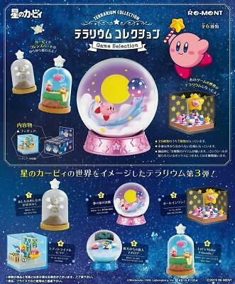 Kirby's Terrarium Collection, Game Selection - Re-ment Poster