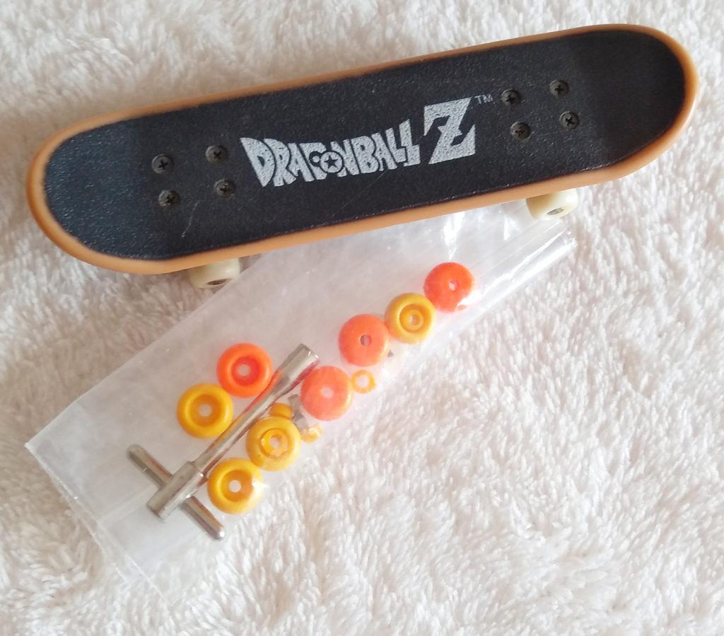 Dragonball Z Mini Skateboard by Toycom bits