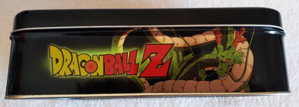 Dragonball Z tin by Artbox side