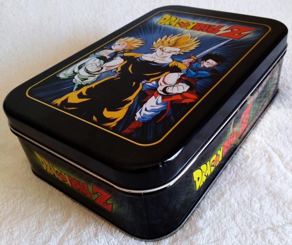 Dragonball Z tin by Artbox