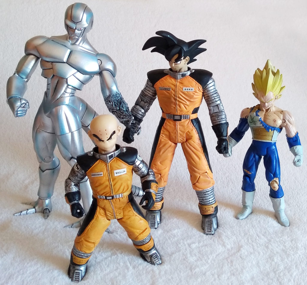 Dragonball Z Movie Collection by IF Labs Series 2