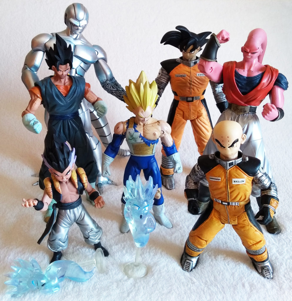 Dragonball Z Movie Collection by IF Labs