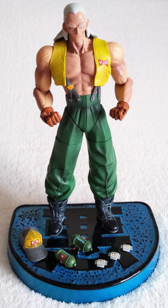 Dragonball Z / GT Movie Collection – Jakks Pacific Series 4 Android #13