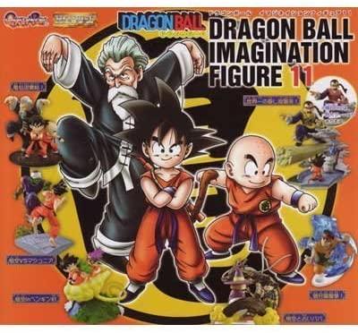 Dragonball Imagination Figure Vol. 11 by Bandai
