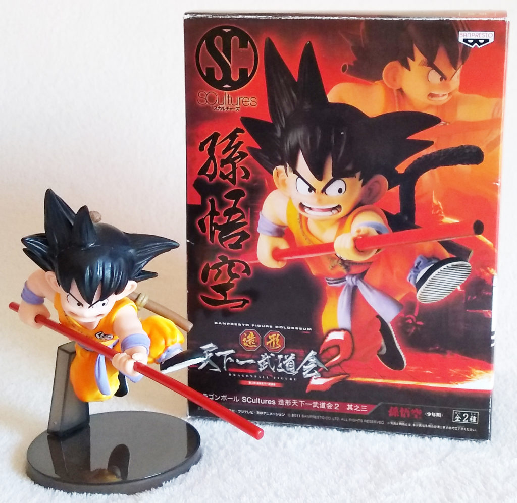 Dragonball / Z / GT / Kai / Super Banpresto Figure Colosseum