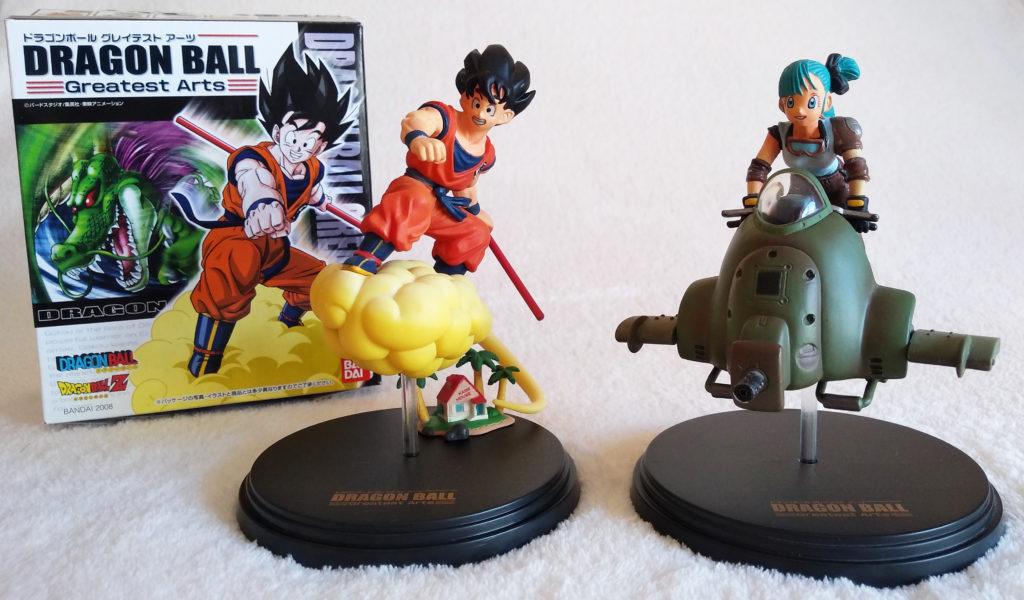 Dragon Ball Greatest Arts by Bandai
