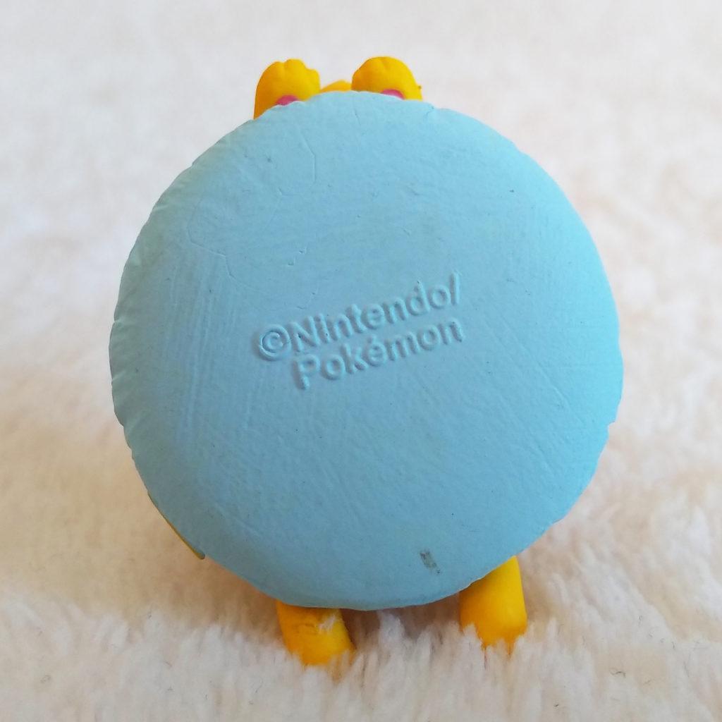 Pokémon Dreaming Case by Re-ment Vol. 1 Jolteon branding