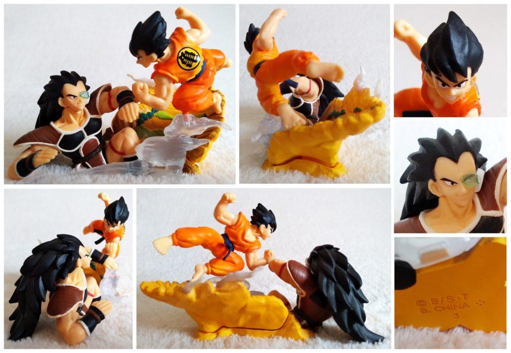 Dragonball Z Imagination Figure Vol. 8 by Bandai Fateful Brothers Showdown