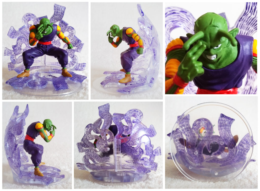 Dragonball Z Imagination Figure Vol. 8 by Bandai Special Beam Cannon!