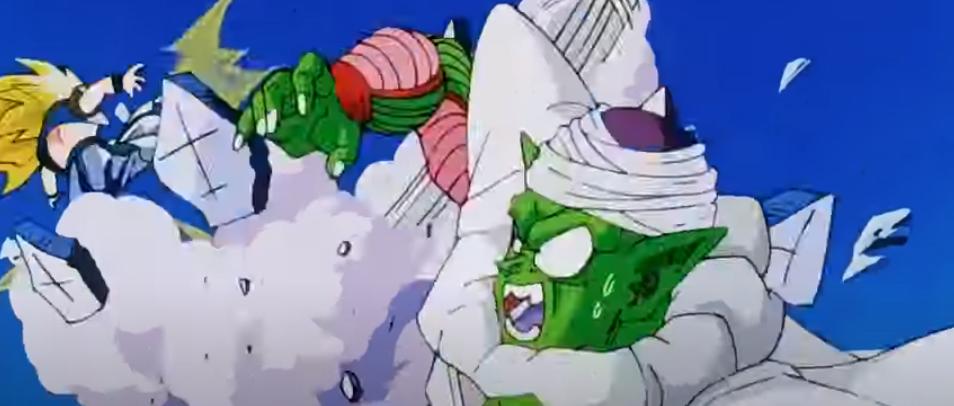 Screenshot of DBZ Episode 261